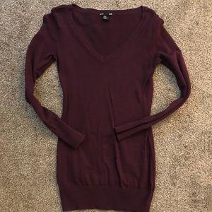 H&M Sweaters - Eggplant Sweater